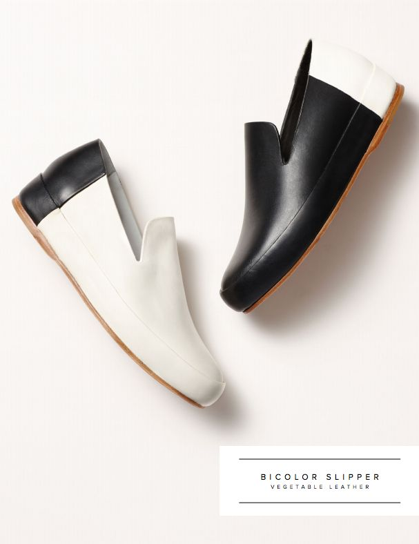 FEIT's Fall/Winter 2014 Bicolor Shoes Prove That Two Shades Are Better Than On...