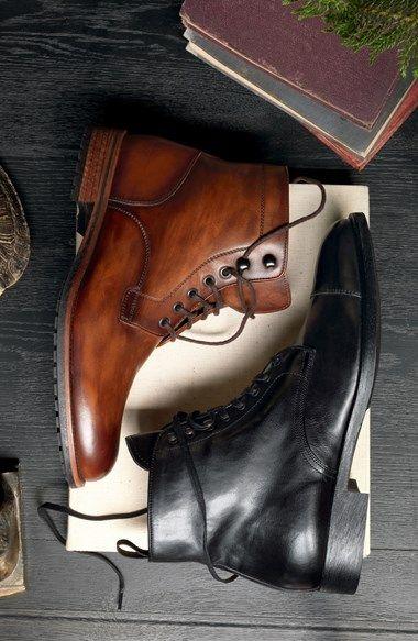 Magnanni 'Marcelo' Plain Toe Boot (Men)   Nordstrom