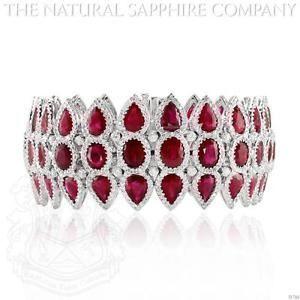 Ruby-Bracelet-J3790 #FineJewelry #FineBracelets #Gemstone fine bracelet tattoo |...