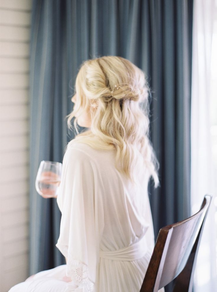 Pretty Pastel Washington Wedding with Rustic Charm from Blue Rose Pictures