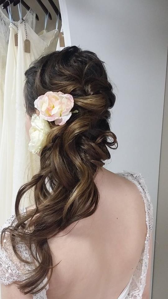 Wedding Hairstyle: Heather Ferguson
