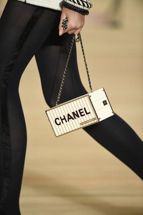 Chanel Autumn-Winter 2018 Pre-Fall Collection