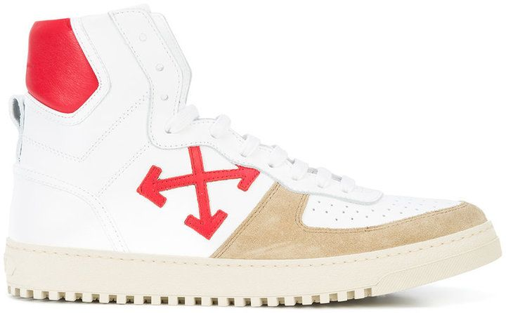 Off-White 70s high top sneakers