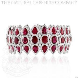 Ruby-Bracelet-J3790 #FineJewelry #FineBracelets #Gemstone fine bracelet tattoo  ...