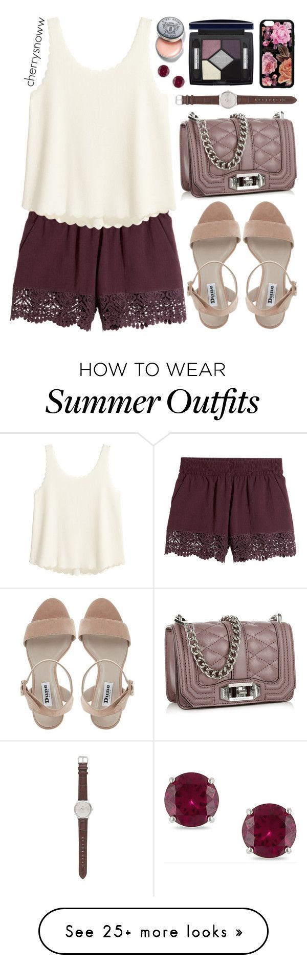 Summer Outfits Quot Casual Chic Plum Summer Outfit Quot By Cherrysnoww On Polyvore Featuring J Crew