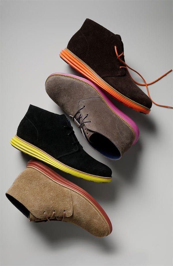 Cole Haan LunarGrand Chukka Boot (Men)
