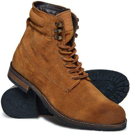 Edmond Work Boots