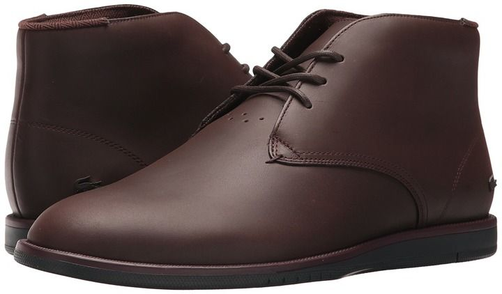 Lacoste - Laccord Chukka 417 1 Cam Men's Shoes