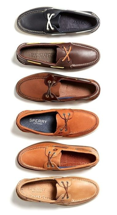 Need help finding the perfect Sperry boat shoe for you? Discover what makes each...