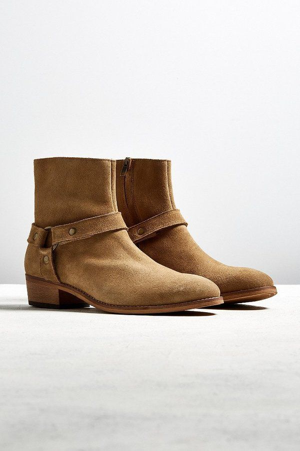 Shoe the Bear Harness Suede Boot