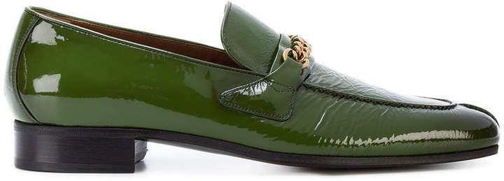 Tom Ford Peer patent leather loafers