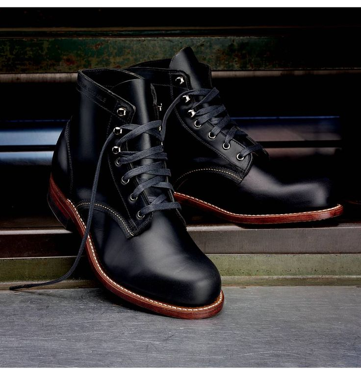 I'm looking for a classic black boot. I love the simple look, but rich look ...