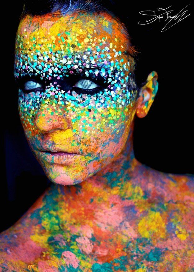 Special Effects Makeup Tutorials and Ideas | Makeup Tutorials makeuptutorials.c....