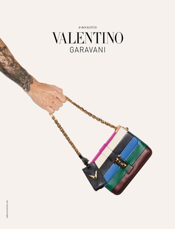 Valentino Garavani Bags collection & more