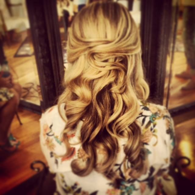 Wedding Hairstyle: Ash and Co.