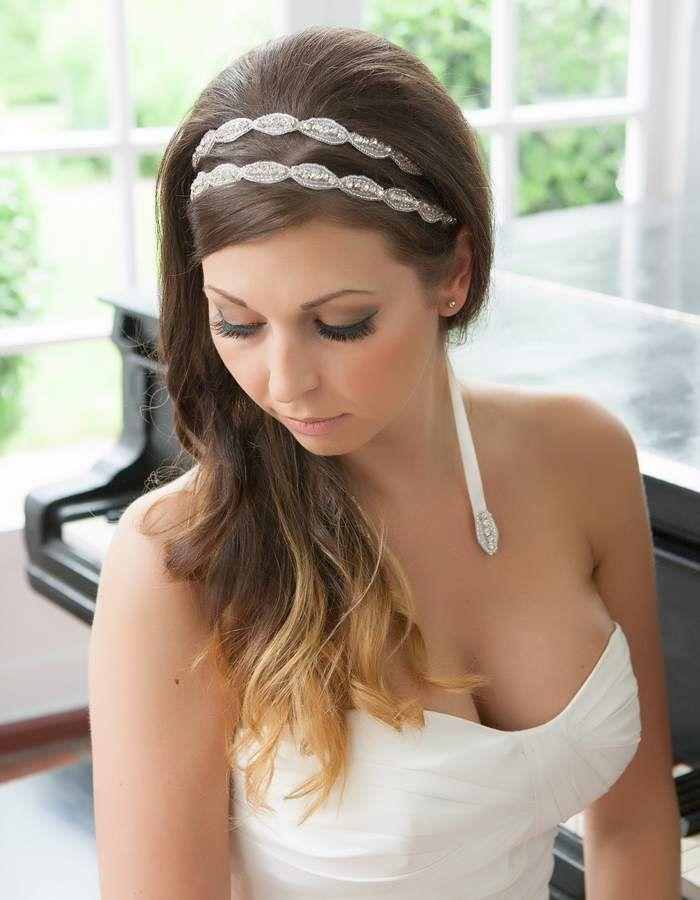 wedding hairstyle; photo: Aida Krgin Photography