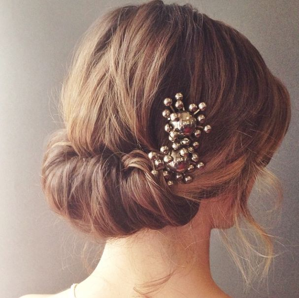 Wedding Hairstyles: Heather Chapman