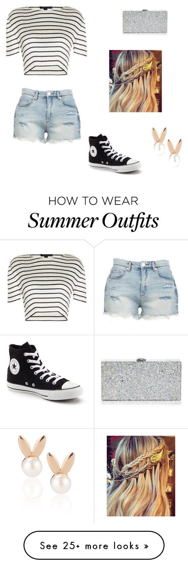 "c308931a22a3 ""Summer tumblr outfit"" by mitzitrought on Polyvore featuring Alexander  Wang"