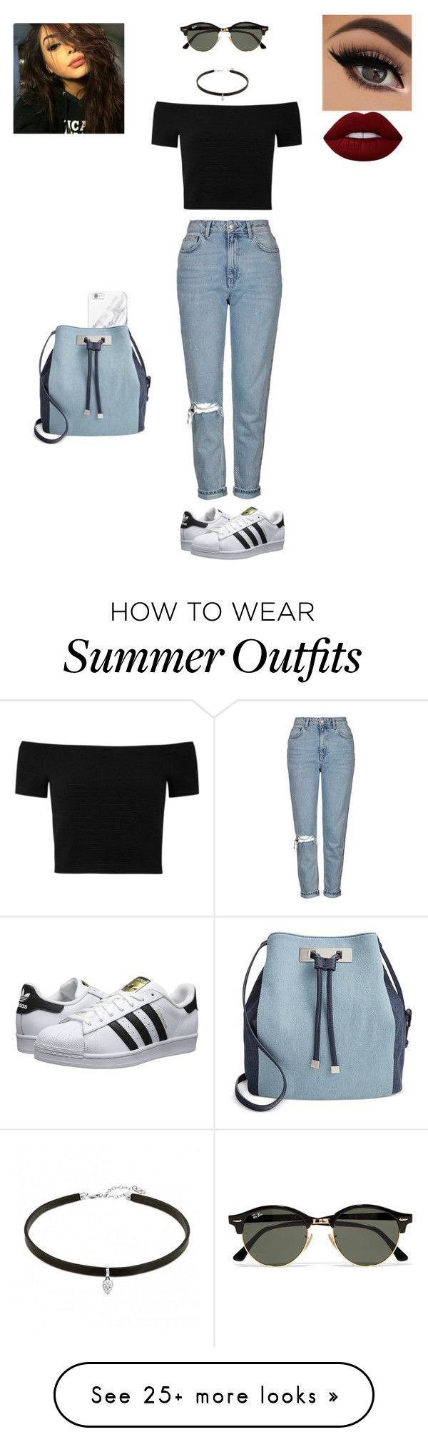 "581d18e25661 ""Tumblr summer outfit"" by treasurematlock on Polyvore featuring Lime Crime"