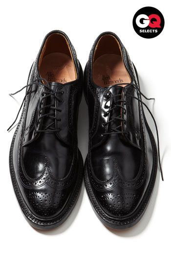 Allen Edmonds 'MacNeil' Oxford - A black wingtip is one of the most wort...