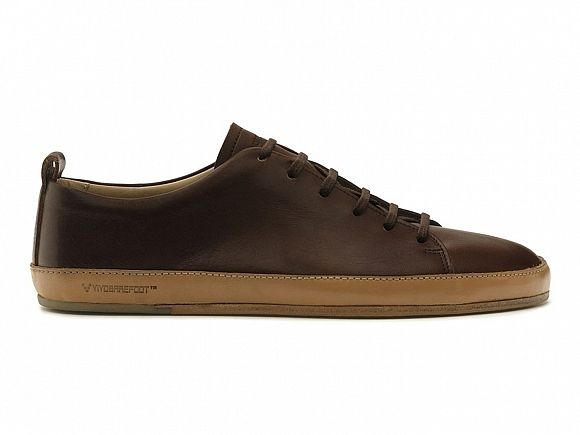 Bannister, Minimalist Leather Sneaker by Vivobarefoot #men #fashion #sneakers #s...