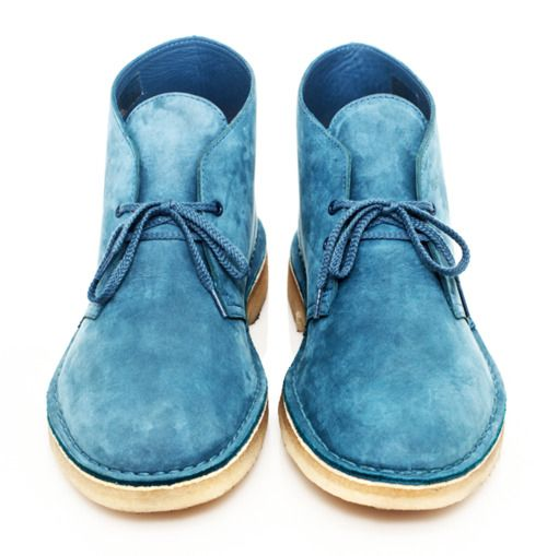 Blue Suede SHoes :D