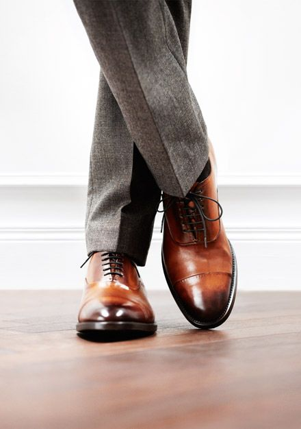 Brown #oxfords