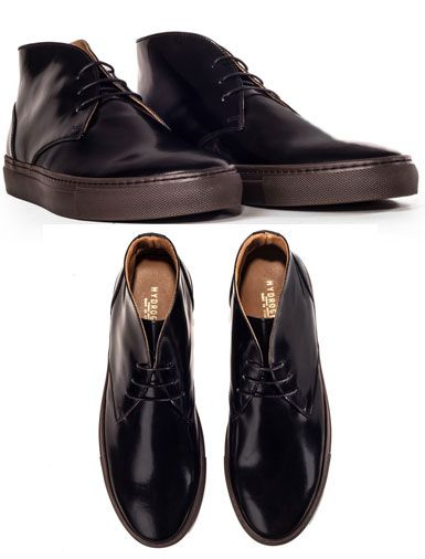 Chukka Boots from the DETAILS Network.