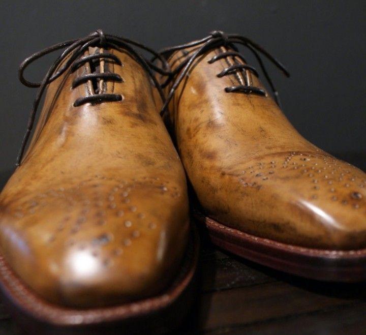 Diamond Walker's Bespoke Shoes