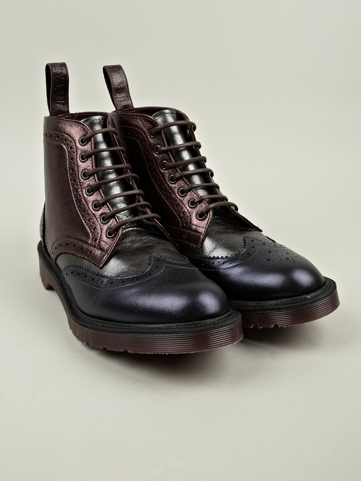 Dr Martens  Men's Oxblood M.I.E. Anthony Boots images.oki-ni.com...