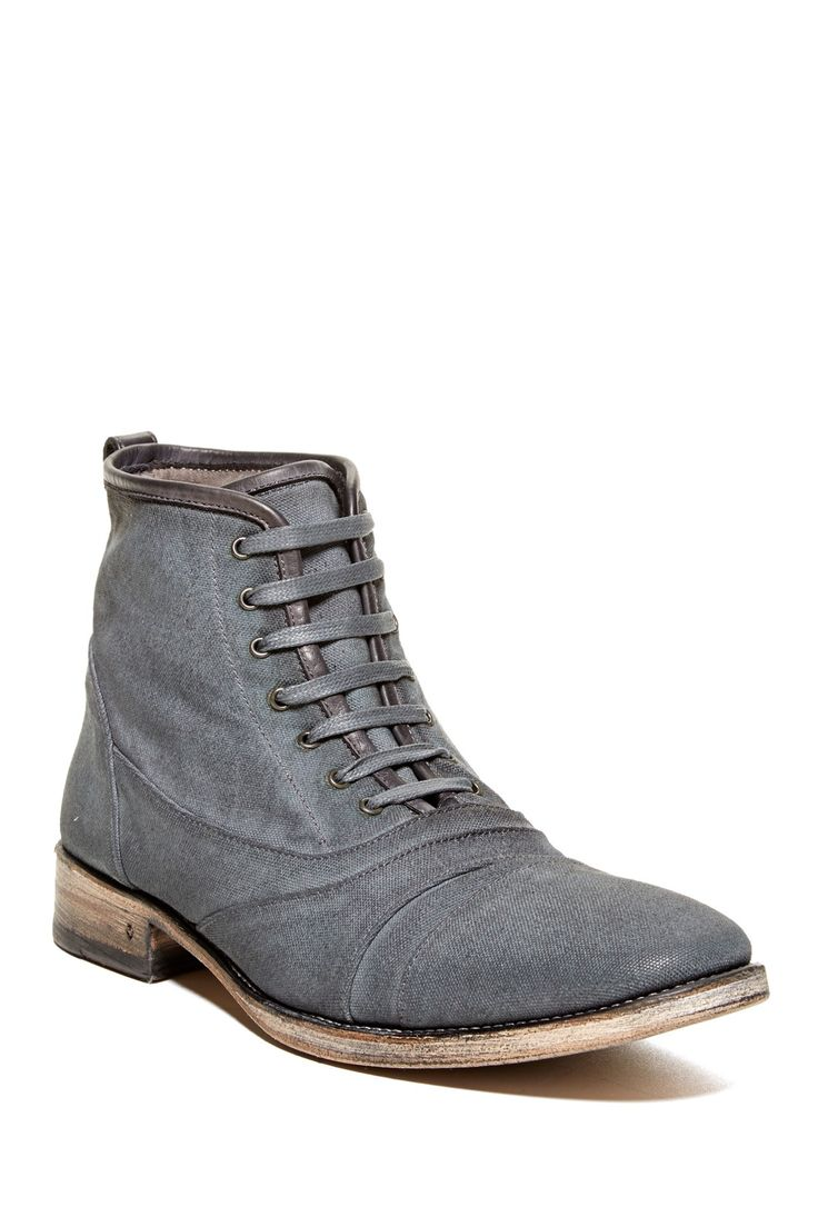 Fleetwood Lace-Up Boot