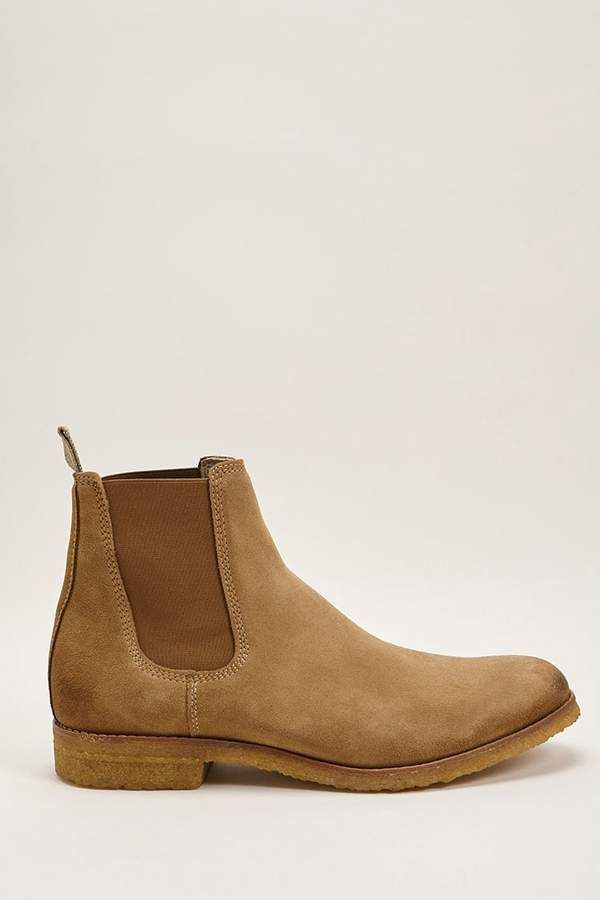 Forever 21 Men Supply Lab Chelsea Boots
