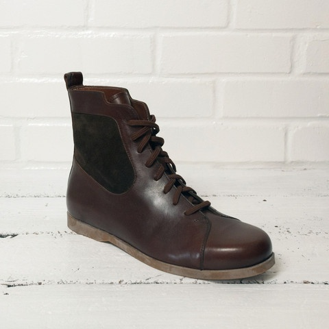 HELM Boots | Classic Boots for Men Designed in Austin, TX - Emi Brown