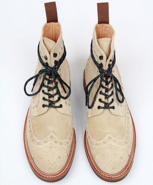 I want these BAD! Grenson