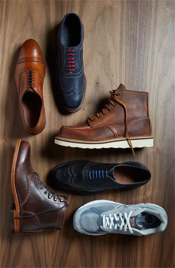 Red Wing 'Classic Moc' Boot