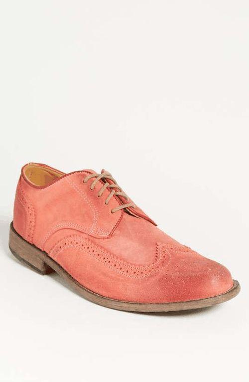 Vintage Shoe Company   'Warren' Wingtip #vintageshoecompany #shoes
