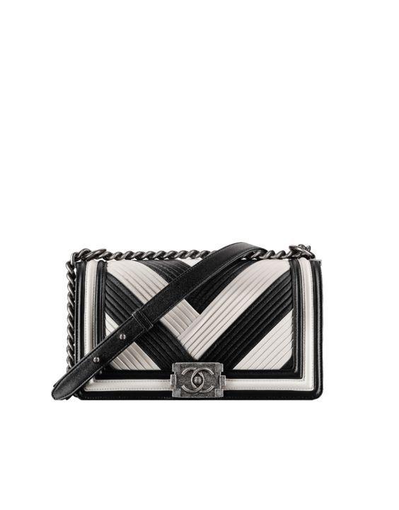 Chanel Boy Handbags collection & more