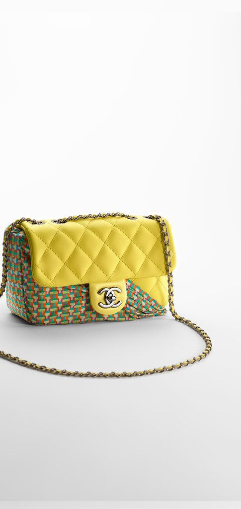 Chanel New collection handbags & more