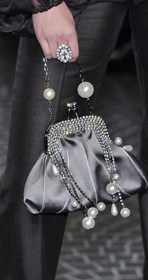 petit sac haute couture