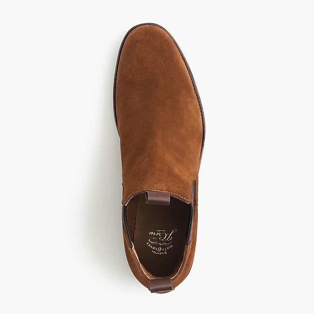 Kenton suede Chelsea boots