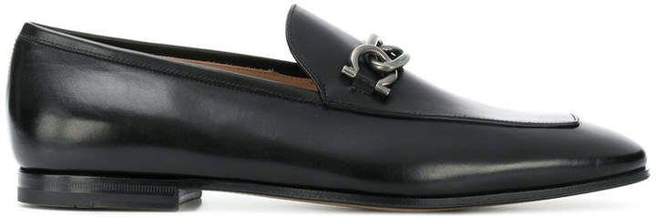 Salvatore Ferragamo Boy classic loafers