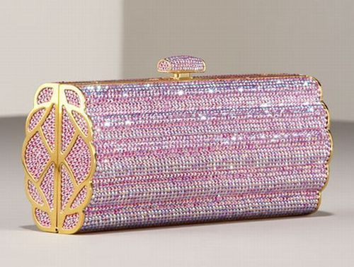 Judith Leiber #pink #color #colours