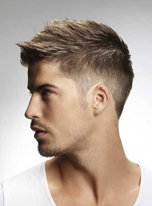 25 Amazing Mens Fade Hairstyles - Part 13                                       ...
