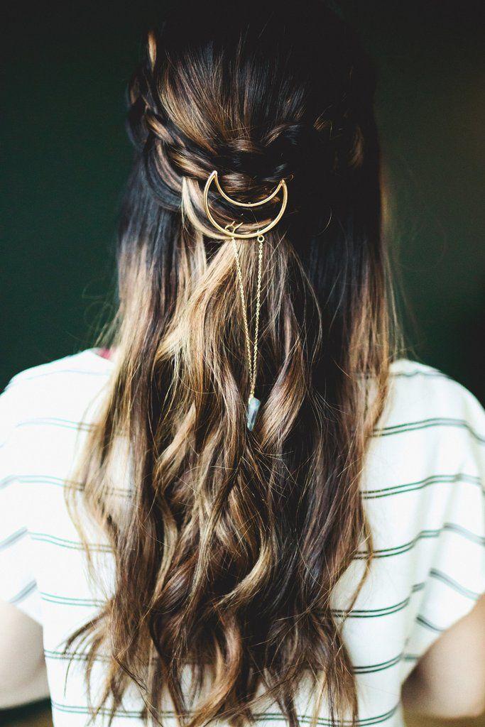 Luna Hair Clip – BORCIK