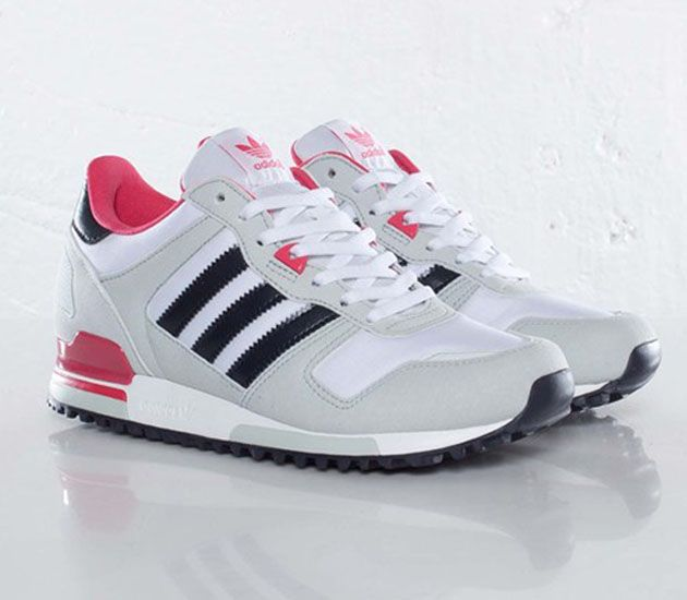 1fb910c7c adidas Originals ZX 700 W – Running White   Legend Ink – Blaze Pink  sneaker