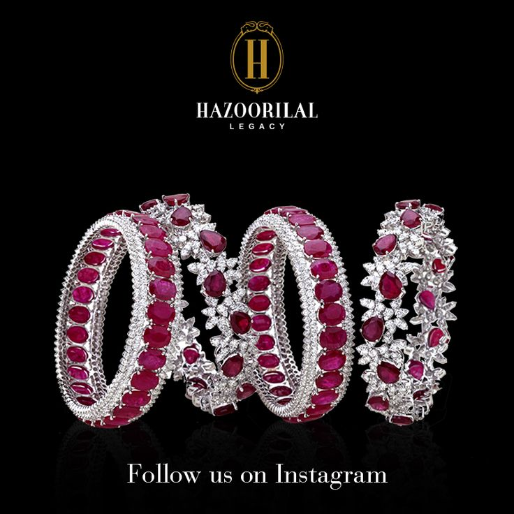Treat yourself to stunning #HazoorilalLegacy jewels, at D6 South Extension Part...