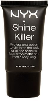 Nyx Cosmetics Shine Killer!! This product is amazing... Especially when you have...