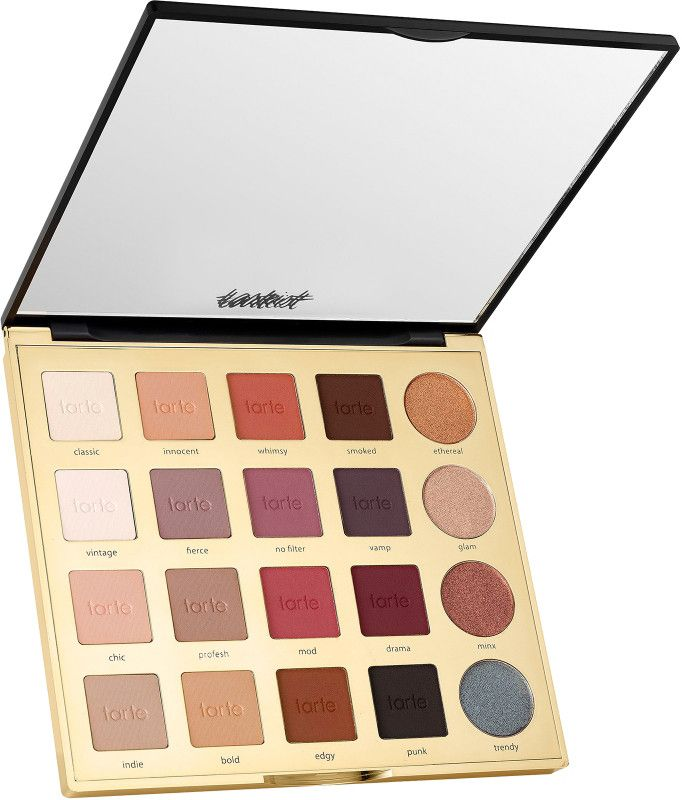 Take a makeup artist home with Tarte's Tarteist PRO Amazonian Clay Palette, ...