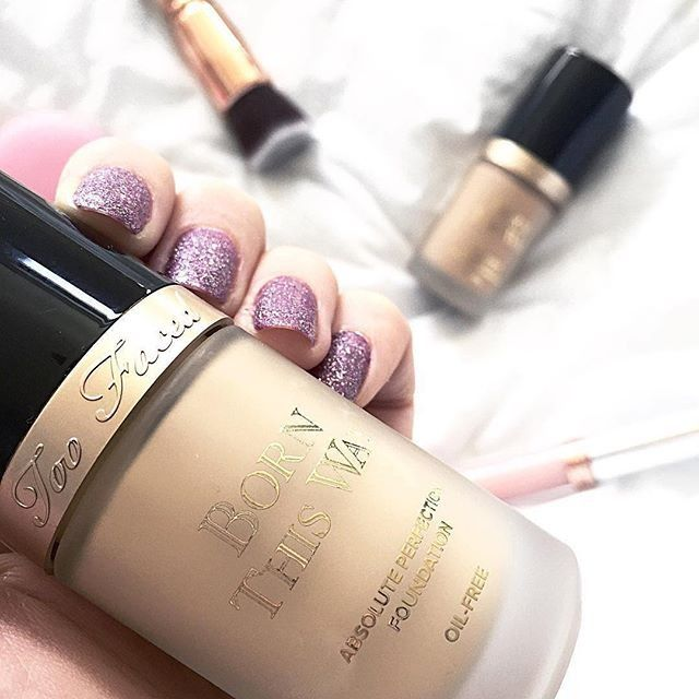 Too Faced Born This Way Foundation, oil-free foundation - #toofaced - Too Faced ...