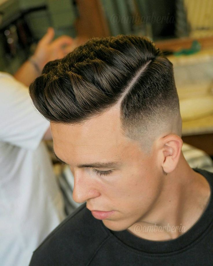 Fashionable Mens Haircuts Textured Hairstyles Are A Hot Style